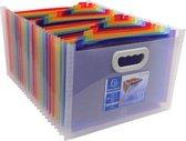 Sorteermap/box 24 vakken