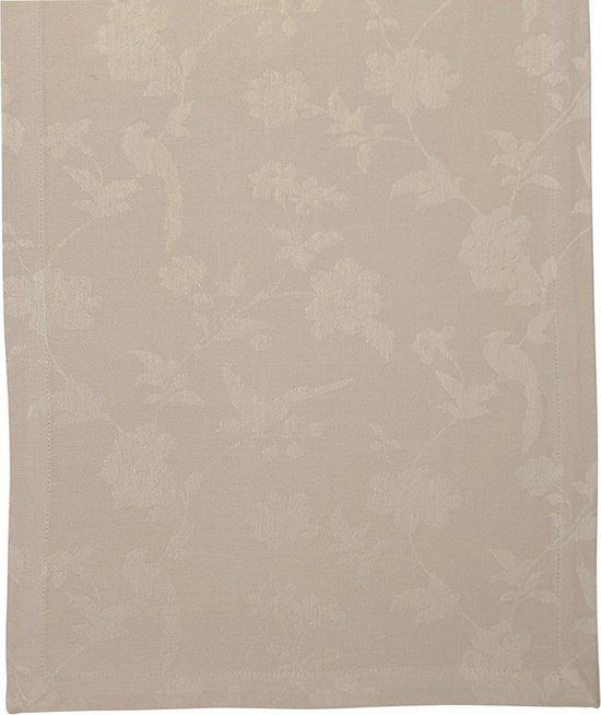 Laura Ashley Heritage Collectables Tafelloper Cobblestone beige - 40x150cm