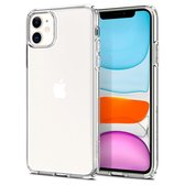 iPhone 11 Hoesje Shock Proof Siliconen Hoes Case Cover Transparant | De Best Betaalbare IPhone 11 Case Cover