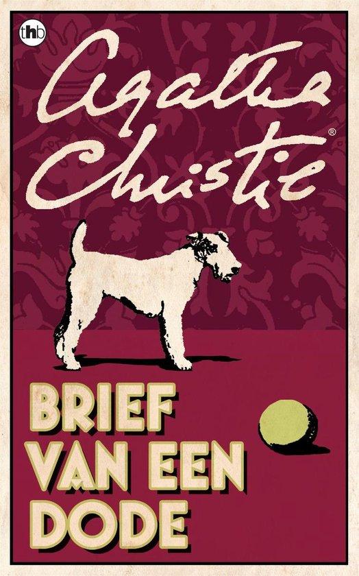 Poirot 18 - Brief van een dode - Agatha Christie  