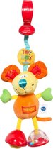 Playgro-  Dingly Dangly Clip Clop - Mimsy Mouse - Muis - Van Playgro