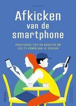 Afkicken van de smartphone