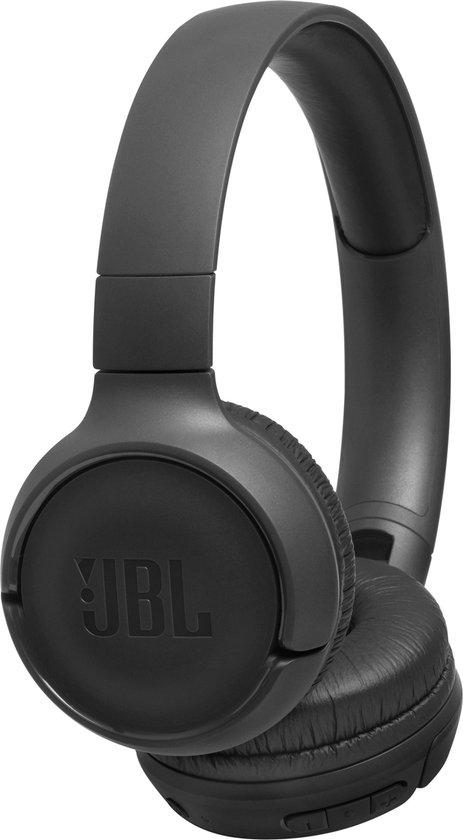 Afbeelding van JBL Tune 500BT - Draadloze on-ear koptelefoon - Zwart