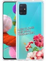 Samsung Galaxy A51 Hoesje Every Flower
