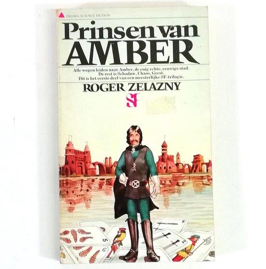 Prinsen van amber - R. Zelazny |