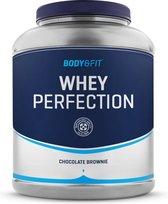 Body & Fit Whey Perfection - Whey Protein / Proteine Shake - 2270 gram - Chocolade Brownie