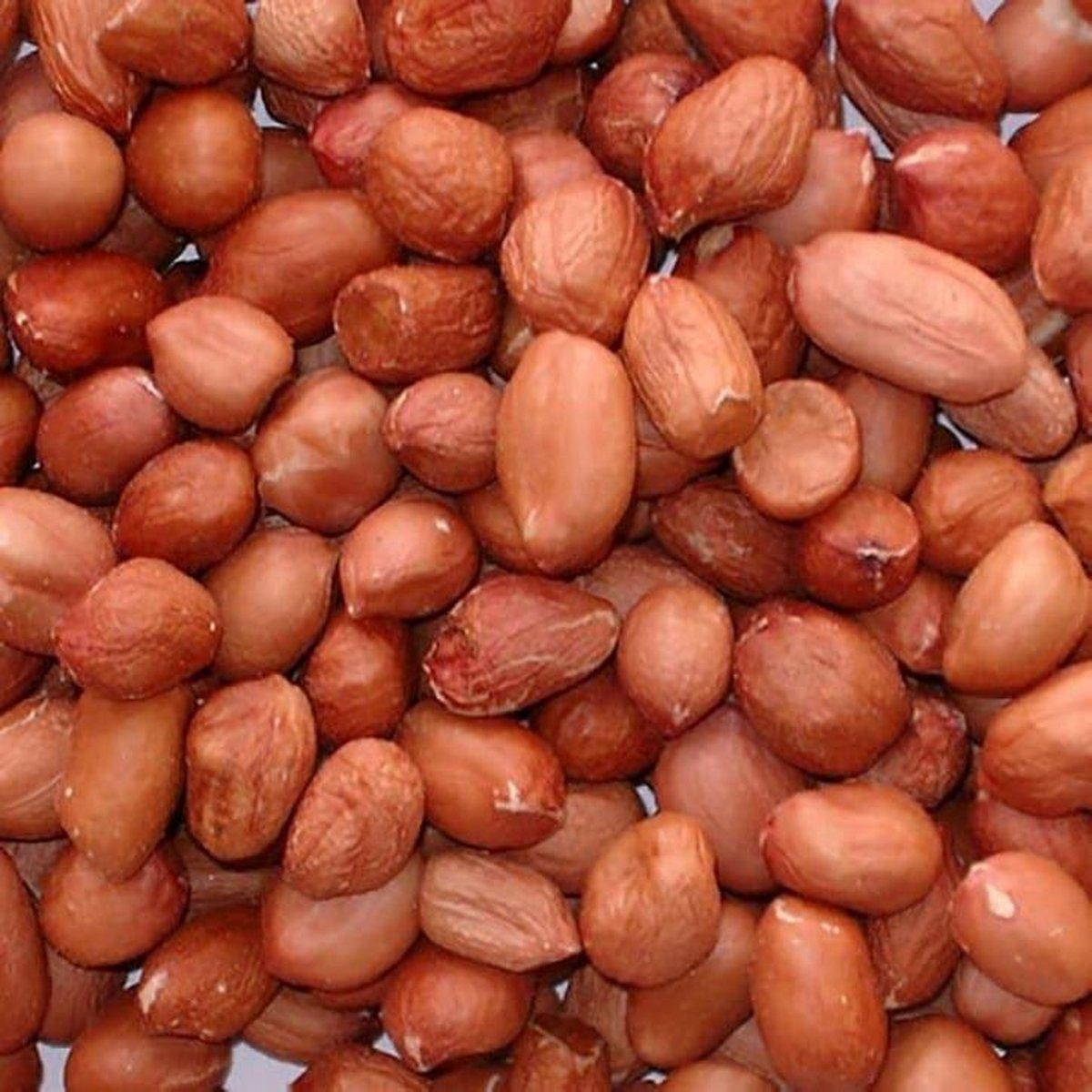 Gepelde premium pinda's olierijk 20kg (2x10kg)
