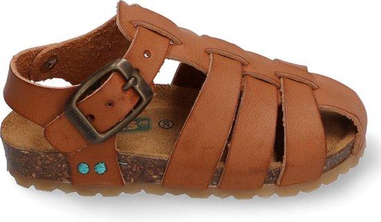 BunniesJr Barry Beach Jongens sandalen Cognac Maat 25