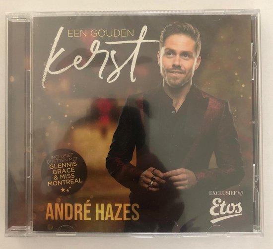 CD cover van Een gouden kerst met Andre Hazes Jr. van André Hazes Jr.