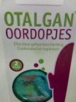 Otalgan - Geluidsoverlast - Oortjes - 2 paar 8711744025014