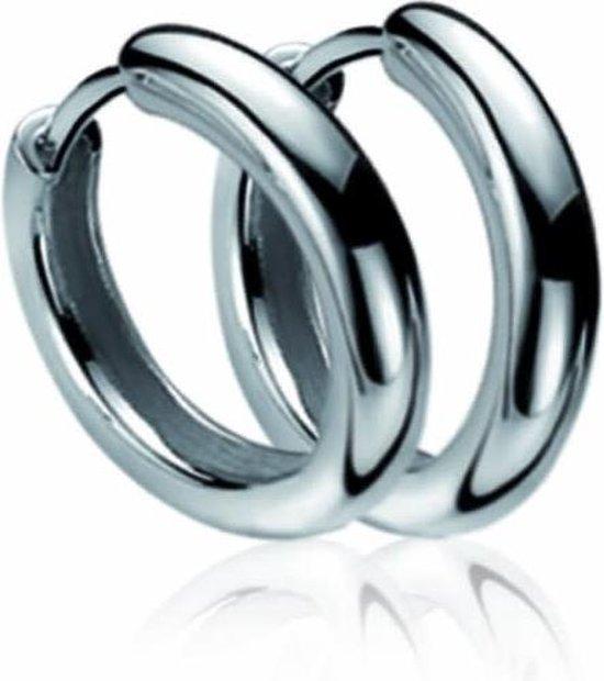 Zinzi oorringen -  Zilver - 15 mm x 2 mm (ZIO401)