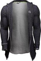 Gorilla Wear Bolder Sweat Jacket - Zwart