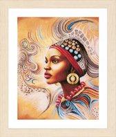 Lanarte borduurpakket Mother Africa borduren pn-0167128