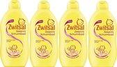 Zwitsal Baby Schuimbad Zeepvrij 4 x 200 ml Voordeelverpakking