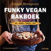 Boek cover Funky Vegan Bakboek van Emma Herngreen (Paperback)