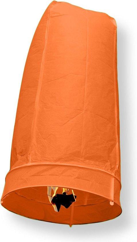 Wensballon - Wensballonnen - XL - 2 STUKS - Oranje