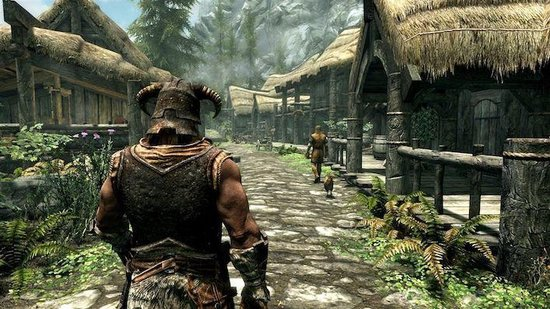 The Elder Scrolls V: Skyrim - Special Edition - PS4 - Elder Scrolls V-Skyrim Se Ben Ps4