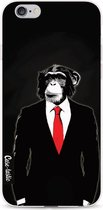 Casetastic Softcover Apple iPhone 6 / 6s  - Domesticated Monkey