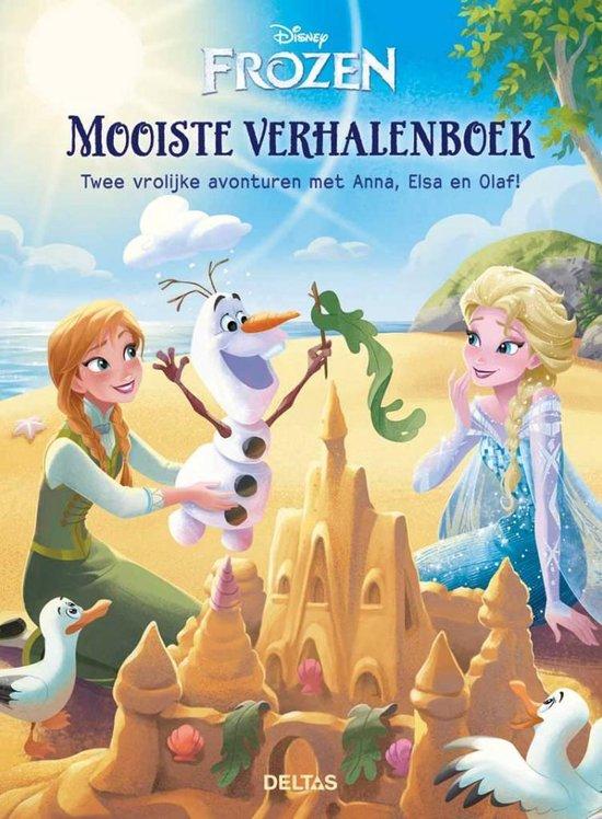 Disney Frozen. Mooiste verhalenboek. Twee vrolijke avonturen met Anna, Elsa en Olaf! - Schrijver |
