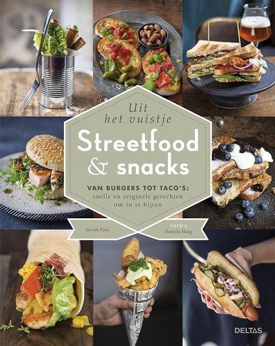 Streetfood and snacks - Stevan Paul |