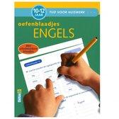 Boek cover Tijd Voor Huiswerk - Oefenblaadjes Engels | 10-12 jaar van Monique Dijkstra-Maliepaard