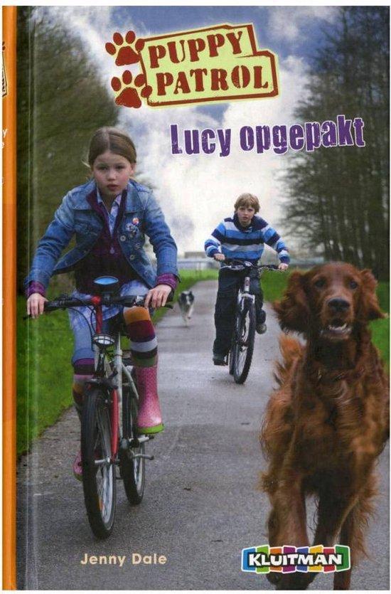 Kinderboeken Puppy Patrol, Lucy opgepakt - Jenny Dale  