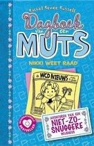 Boekomslag van 'Dagboek van een muts 5 - Nikki weet raad'