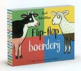 Flip-flap boerderij. Vol gekke dieren en grappige rijmpjes!