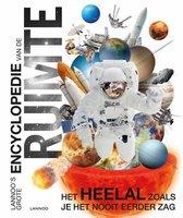 Lannoo's grote encyclopedie  -   Lannoo's grote encyclopedie van de ruimte