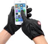 Handschoenen - Touchscreen - Grip - Waterafstotend - Thermisch - Wintersport - Ski/Snowboardhandschoenen - Fietshandschoenen - Dames/Heren - Unisex - Maat M - Stretch
