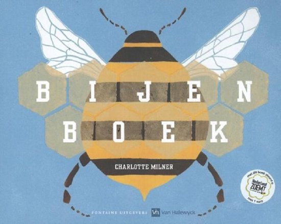 Bijenboek - Charlotte Milner | Readingchampions.org.uk