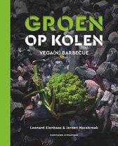 Boek cover Groen op kolen van Jeroen Hazebroek (Hardcover)
