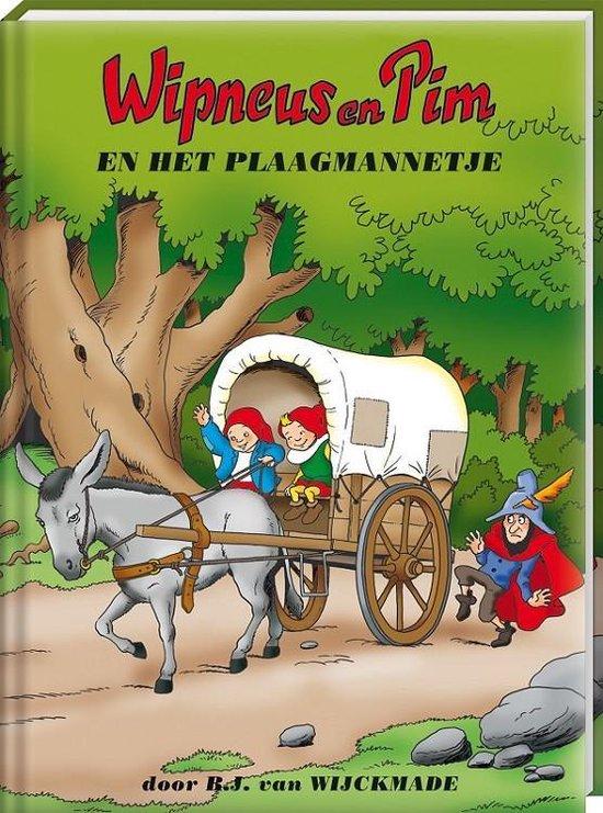 Wipneus en Pim 9 - Het Plaagmannetje - B.J. van Wijckmade |