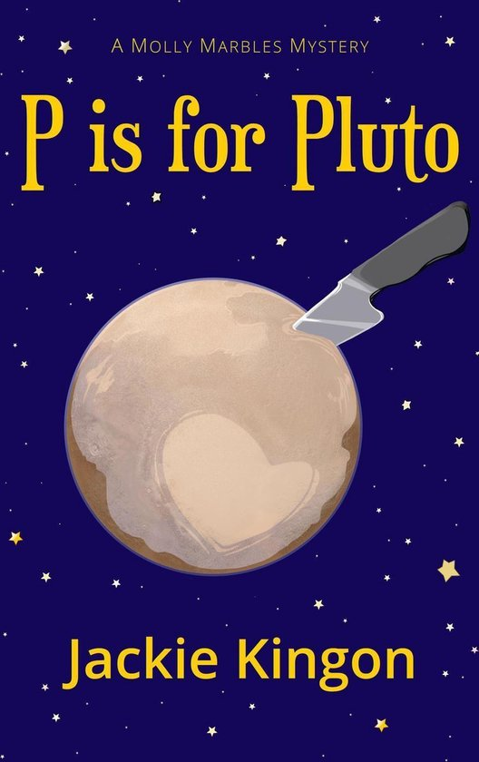 P Is For Pluto