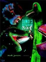 Boek cover Dinos bestaan niet van Mark Janssen (Hardcover)