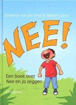 Boek cover Nee van Sanderijn van der Doef (Hardcover)