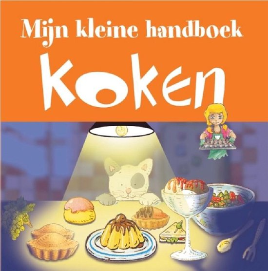 Mijn kleine handboek - Koken - Philippe Auzou |