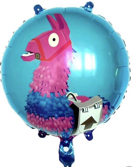 Fortnite Lama Folie Ballon 18 inch