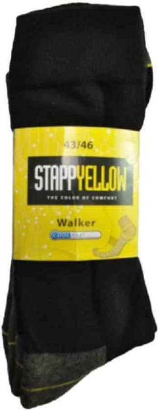 (2-Pack) Wandelsokken Coolmax Stapp Yellow - 47-50
