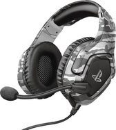 GXT 488-G Forze - PS4 Official Licensed Game Headset - Camo Grijs