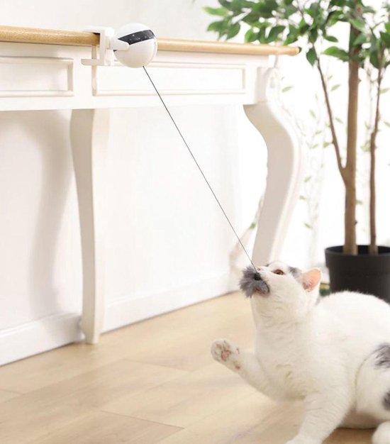 Kattenspeelgoed - Katten speelgoed - Katten speeltje - Katten bal - Katten - Kattenhengel - kitten speelgoed  - kattenspeeltjes - Elektrische  - Muis - Automatische hengel - bal - Poes - Katten  - Prooi - kat - poesjes - Interactief Kattenspeelgoed