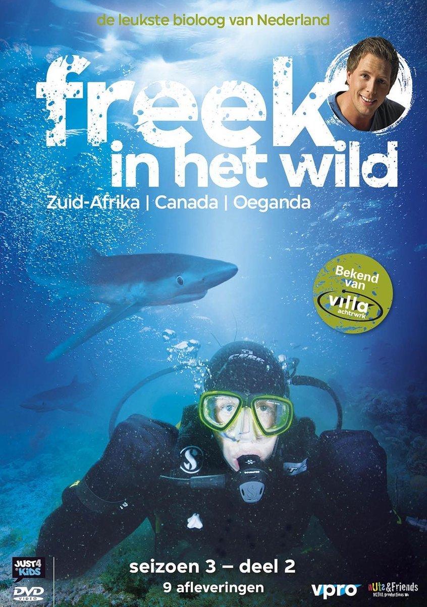 Freek In Het Wild - Seizoen 3 Deel 2 - Tv Series