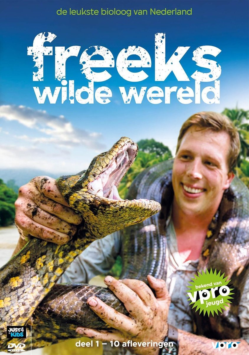 Freeks Wilde Wereld - Deel 1 - Tv Series