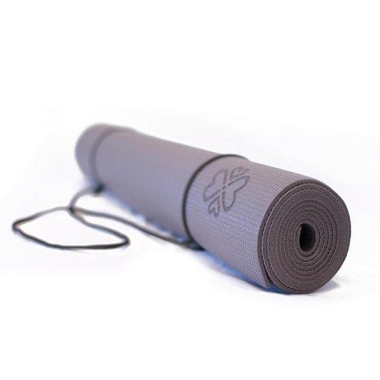 Love Generation Yoga Mat - Taupe - Met Draagkoord - 183 x 61 x 0.4 cm