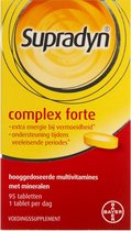 Supradyn Complex Forte - 95 Tabletten - Multivitamine
