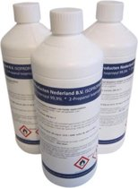 Isopropyl / Isopropanol Alcohol 3x 1Liter