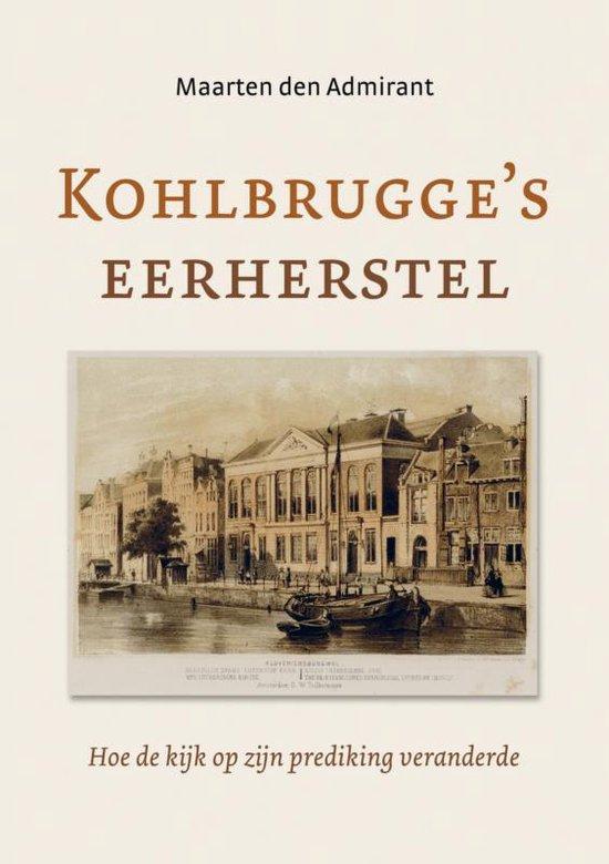Kohlbrugge's eerherstel - Maarten den Admirant |