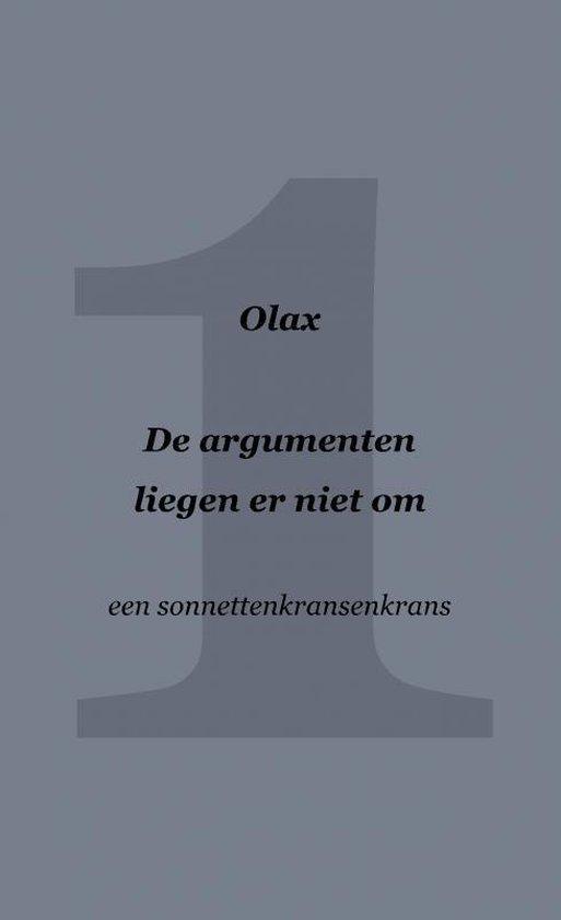 De argumenten liegen er niet om - Olax . | Fthsonline.com