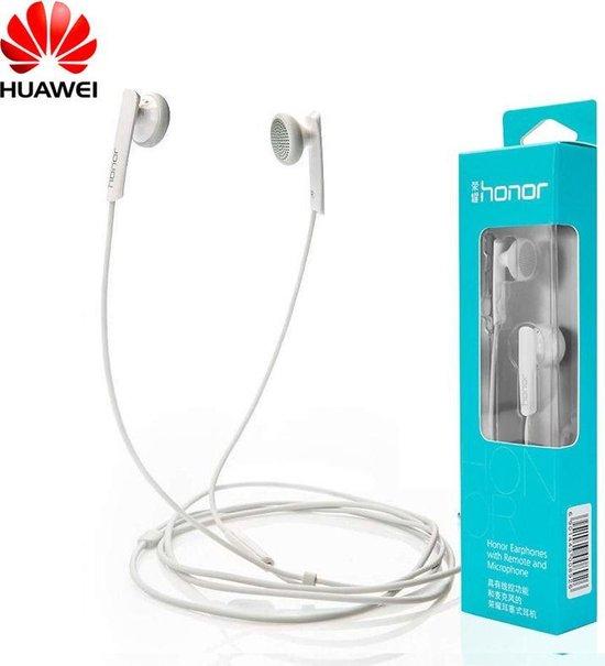 Afbeelding van Huawei Honor - Headset - Wit - 3.5mm