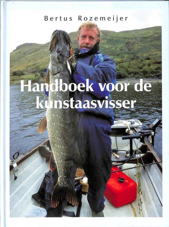 Handboek voor de kunstaasvisser - B. Rozemeijer |